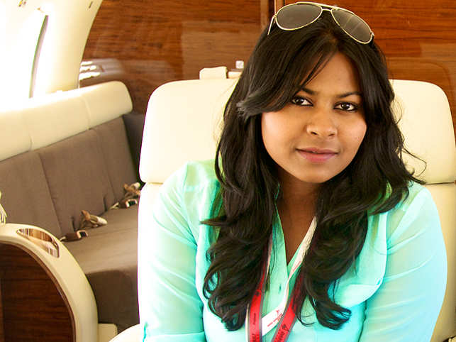 I learnt how to fly much before I actually learnt how to drive, says Kanika Tekriwal, CEO and co-founder of Jet, Set, Go.