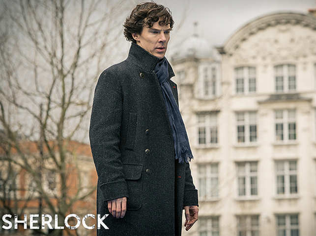 Sherlock' is coming to the big screen - The Economic Times