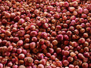 Onion production was 18.73 million tonnes in 2014-15 crop year (July-June). Kharif onion output contributes 20 per cent to the overall production.