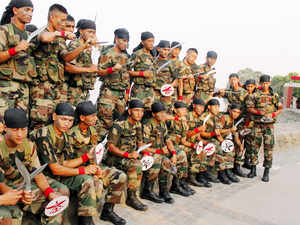 Representative image: Army will hold a ten-day recruitment rally for the aspirants of the ten districts of Jammu region from October 30 to November 10.
