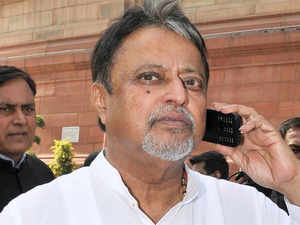 """""""Neither ruling out the possibility at the moment nor confirming. Till now I am a Trinamool Congress MP. My first priority is to be on the side of people,"""" Roy said."""