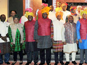 The summit, biggest such event organised by India in three decades, was attended by representatives of over 50 countries including 41 Heads of State and Government of African countries.