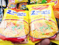 Hit by the Maggi noodles controversy, foods firm Nestle on Thursday announced a 60% drop in consolidated net profit for the quarter ended September '15.