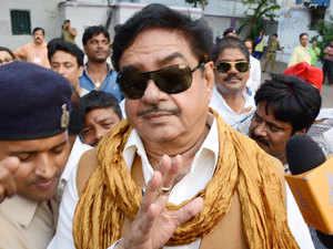 Patna Sahib MP Shatrughan Sinha