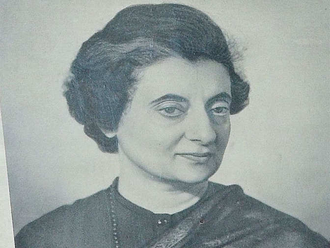 great leader indira gandhi Indira gandhi was born into an unambiguously political household  his father,  motilal, had been one of the country's outstanding nationalist leaders  although  she had great interest in western technology, she was also.