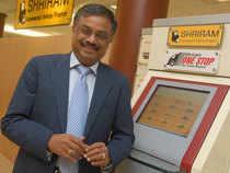 R. Sridhar, Managing Director, Shriram Transport Finance Company.