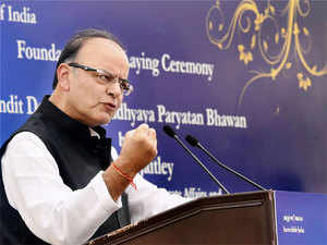 """Congress today termed as """"unfortunate"""" the remarks made by Finance Minister Arun Jaitley that those returning awards were """"rabid anti-BJP elements"""" and their protest was a 'manufactured' rebellion."""