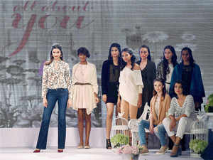 Designers such as Sougat Paul, who has done many fashion shows in India now gets just 10% of his sales from stores for his own label, Soup.