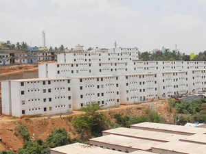 A land spread of over around 350 acres, mainly on the eastern coast, under Bombay Port Trust's control, can also be used for mass housing projects, he explained.