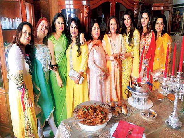 The guest list of Yes Bank founder and CEO, Rana Kapoor's wife included Neerja Birla, Aarti Surendranath, Jaya Raheja, Priti Shroff among others. (Pics : Bhavin  by Shriya Patil)