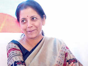 The US is appreciative of the series of reforms unleashed by the NDA government but feels that it is not happening at the pace it wants, Sitharaman said.