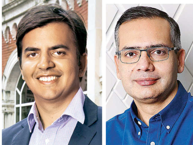 Bhavish Aggarwal, the young CEO of Ola Cabs, Deep Kalra, founder, Makemytrip — which was founded in 2000.