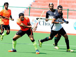 The sixth Hockey India Senior National Championships 2016 for men will be held in Saifai, Uttar Pradesh while the women's competion will be hosted by Bangalore. (Representative Image)
