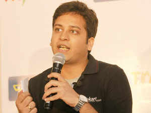 Binny Bansal, co-founder and COO said the warehouse was designed to provide easy access to e-commerce services for sellers, while providing faster and seamless services to customers.