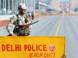 Major streets in Lutyens' Delhi in and around the Rajpath would be blocked for few hours tomorrow in view of the 'Run for Unity' event. (Representative Image)