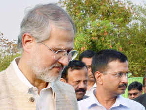 """Accusing Jung of """"concealing"""" the truth and trying to """"save the corrupt"""", AAP spokesperson Raghav Chadha said the Lt Governor was trying to """"misled"""" people on the issue"""
