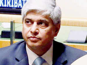 External Affairs Ministry Spokesperson Vikas Swarup said India was ready to facilitate airlifting of the Aviation turbine fuel, as was done in past.