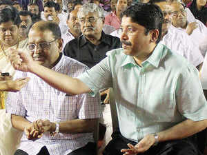 "DMK leader Dayanidhi Maran is not cooperating in the alleged telephone exchange case and his custodial interrogation was necessary ""to ascertain the actual usage"" of telephone lines for purported benefit of family venture SUN TV, the CBI told the Supreme Court today."