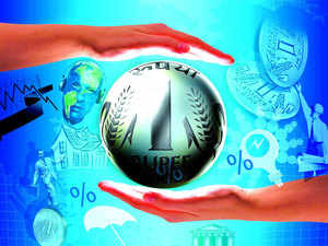 Observing that favorable policies and increased political certainty following 2014 election strengthened India's economic activity.