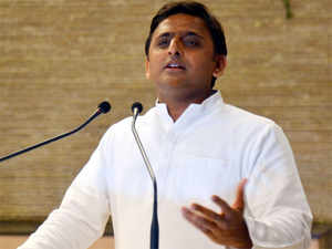 The massive cleanup of the Cabinet had Akhilesh Yadav's stamp all over and the induction of new ministers on Saturday is also expected to bear his stamp.
