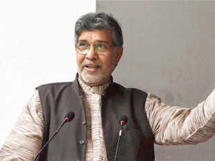"""Kailash Satyarthi on Friday said intolerance is on the rise and there is a """"dialogue deficit"""" between the government and its people."""