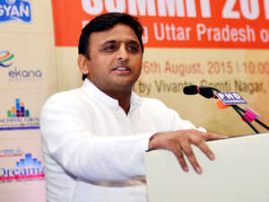 With an eye on the 2017 assembly elections, UP chief minister Akhilesh Yadav on Saturday inducted 12 new faces in his council of ministers.