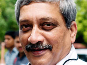 Defence minister Manohar Parrikar left for a three-day visit to Russia late on Friday night to discuss a slew of major military projects on the anvil.