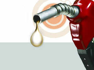 OMCs have cut the price of petrol by 50 paise a litre but kept diesel unchanged following their fortnightly review to align local prices with international ones.