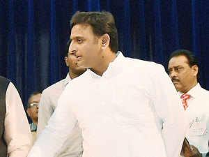 UP CM Akhilesh Yadav.