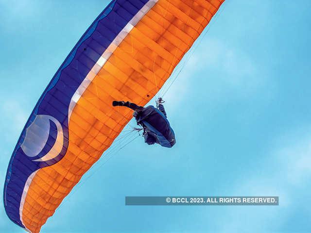 In full flight: Paragliding World Cup 2015 in Bir Billing - In full