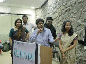The documentary, 'Caste on the Menu Card', grabbed headlines earlier in the week after the Ministry of Information and Broadcasting refused clearance for its screening at an ongoing film festival.