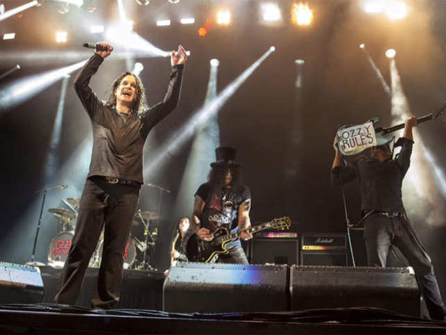 Ozzy Osbourne debunked the rumours of the farewell album saying he will be too old by the time they will able to finish it off.