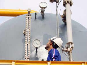 Gujarat Refinery achieved 80 1%wt distillate yield in 2014