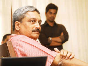 Manohar Parrikar is believed to have raised the Pakistan question during his two-day visit to Moscow, sharing India's concerns on Russia's recent arms sales to Pakistan