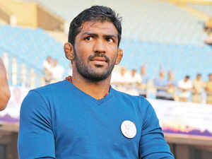 India's Yogeshwar Dutt gets an offer of Rs 39.7 lakh from the Haryana team and Olympian Sushil Kumar joins the Uttar Pradesh team for Rs 38.2 lakh.