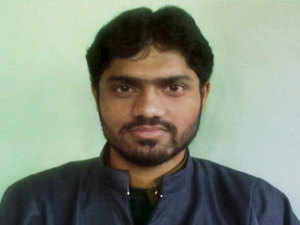 File Photo of Udhampur terror attack mastermind and most wanted Top Lashkar-e-Toiba Militant Commander Abu Qasim of Pakistan who was killed in an encounter.