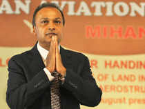 Anil Ambani-led Reliance Power today said its board will on Monday consider giving maiden interim dividend to its shareholders.