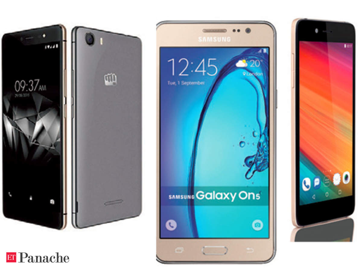 Launch Pad Micromax Canvas 5 Infocus M535 And Samsung
