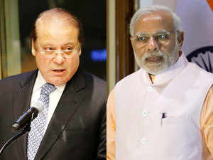 """Pakistan prime minister said the US and world powers wanted Pakistan-India dialogue to resume and added that Pakistan """"has always been for talks""""."""