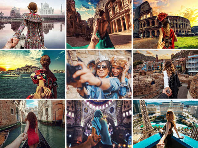 Together, they gave a fillip to love and travelling to exotic locales, taking Instagram by storm in 2012 with their series of #followmeto images.
