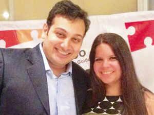 Vineet Budki and Nidhi Varma, Co-founders, Guiddoo.