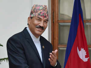Nepal's Deputy Prime Minister today accused India of trying to disintegrate the country and annex the Terai region.