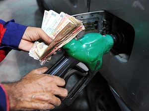 With excise duty being hiked five times in a year, taxes and duties have now exceeded the actual cost of production of petrol.