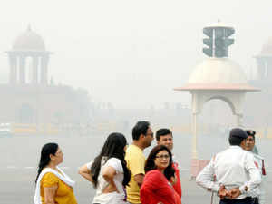 Delhi's air quality problems have become legendary, with many expats deciding to leave the city or to send their families back home.