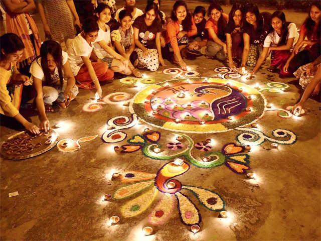 diwali celebrations glimpses of festival of lights akshardham