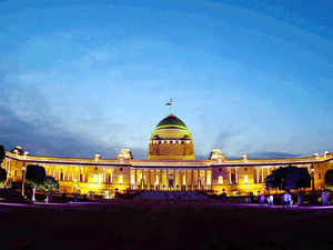The New Delhi area includes government offices, houses of officials and ministers, diplomatic missions, Rashtrapati Bhavan, Parliament House and SC.