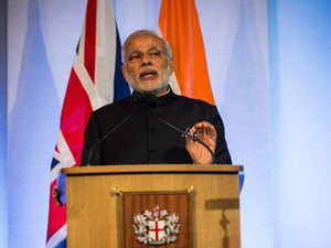 "In a veiled reference to Pakistan, Prime Minister Narendra Modi today said there should be a global resolve to ""isolate"" those who harbour terrorists."