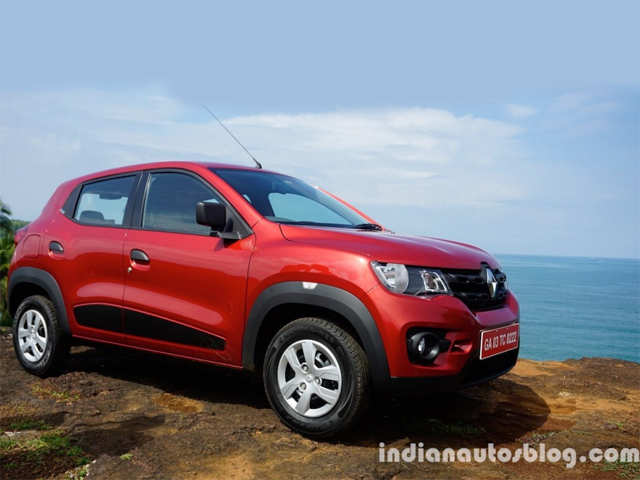 Renault Kwid First Drive Review Renault Kwid First Drive Review