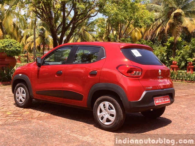 Renault Kwid First Drive Review Renault Kwid First