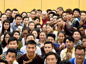 """China is training Buddhist monks and nuns in Tibet to carry out anti-espionage operations along the remote Sino-Indian border to prevent attempts to create """"conflict"""" by """"ethnic separatists"""", in a veiled reference to the Dalai Lama and his supporters."""